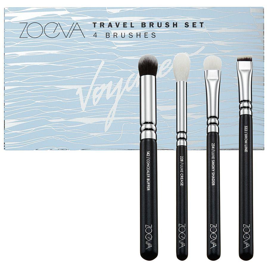 ZOEVA Voyager Travel Brush Set