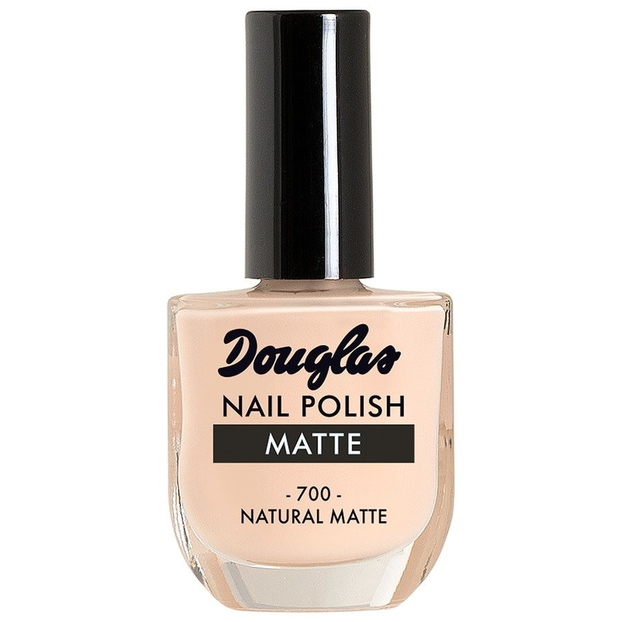 Douglas Collection Matte Shade Nail Polish Effect