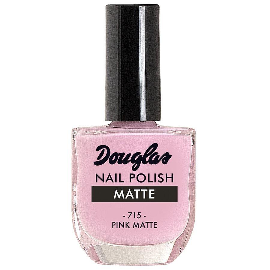 Douglas Collection Matte Shade Nail Polish Effect