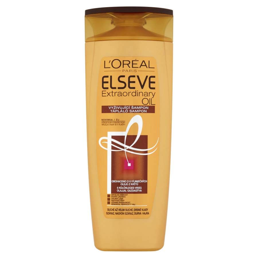 L´Oréal Paris Elseve Extraordinary Oil Shampoo