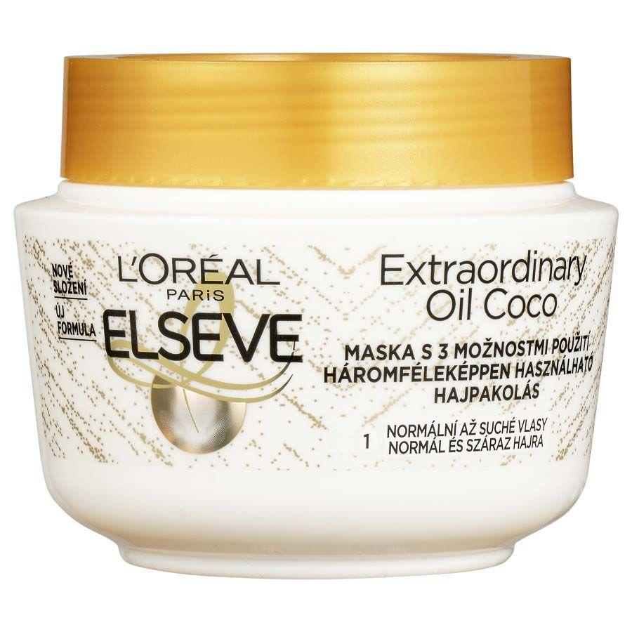 L´Oréal Paris Elseve Extraordinary Oil Coco Mask