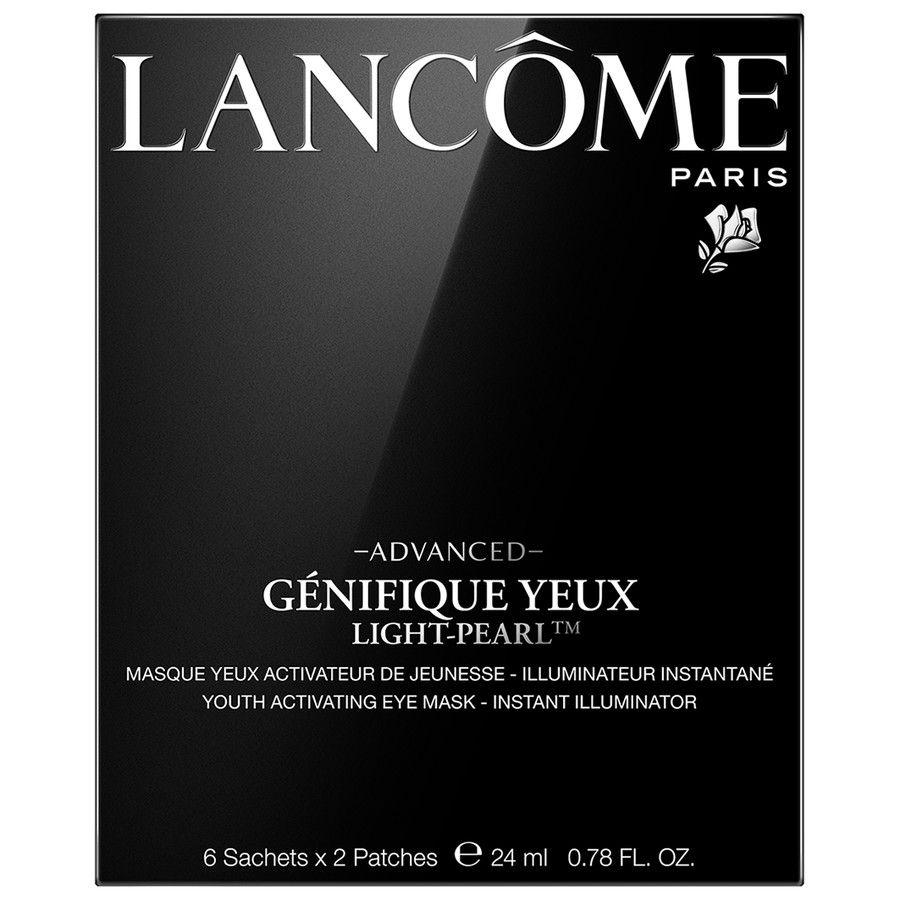 Lancôme Advanced Genifique Light Pearl Eye Mask