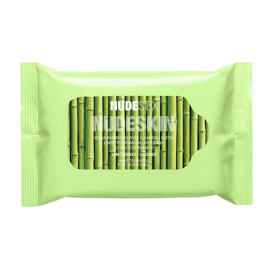 NUDESTIX Vegan Bamboo Cleansing Cloths