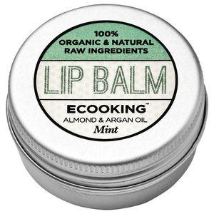 Ecooking Lip Balm máta