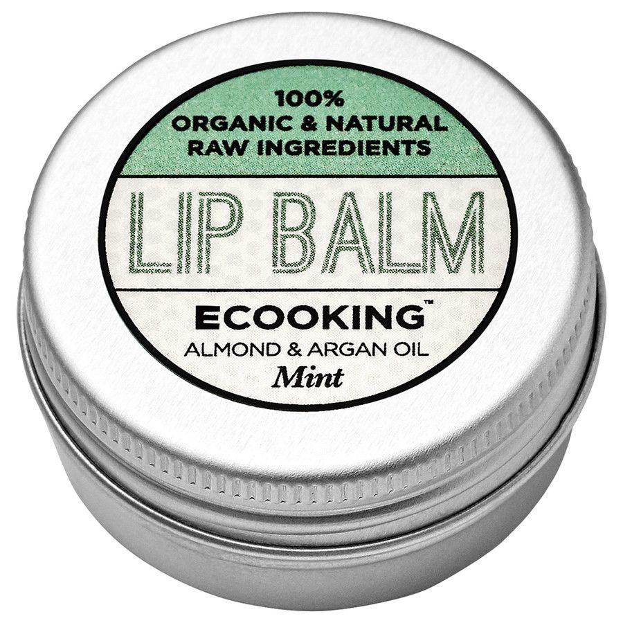 Ecooking Balzam na pery s vôňou mäty