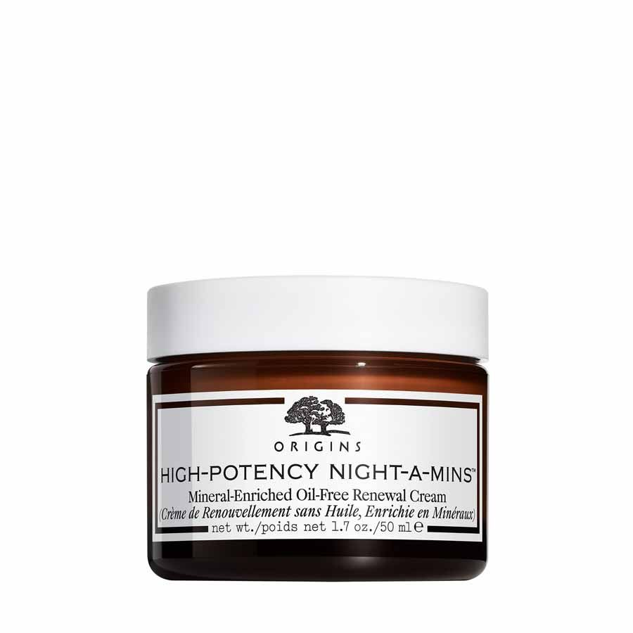 Origins High Potency Night-A-Mins Oil-Free Resurfacing Cream with Fruit-Derived AHAs
