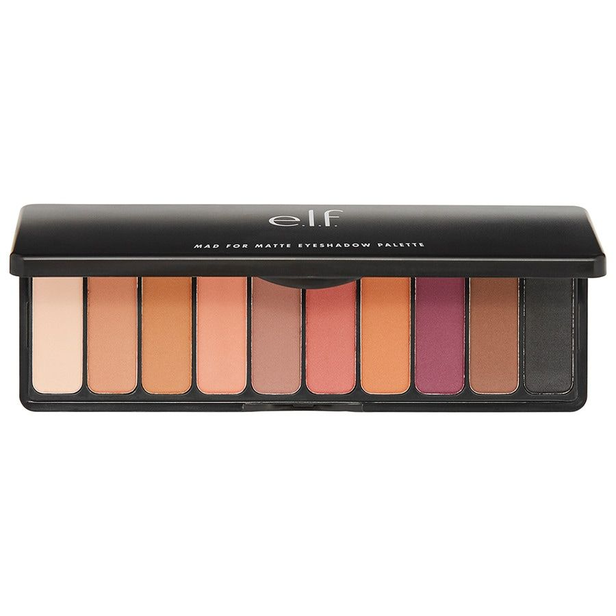 e.l.f. Cosmetics Mad for Matte Eyeshadow Palette Summer Breeze