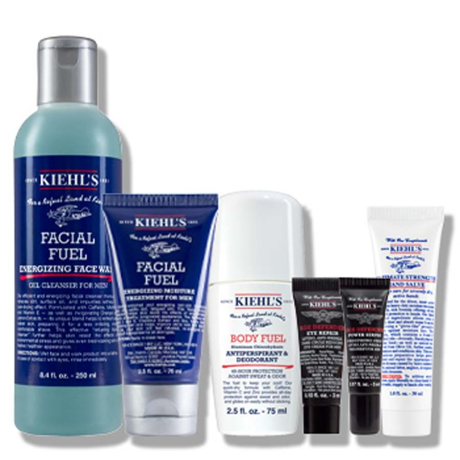 Kiehl's Skin Set For Men