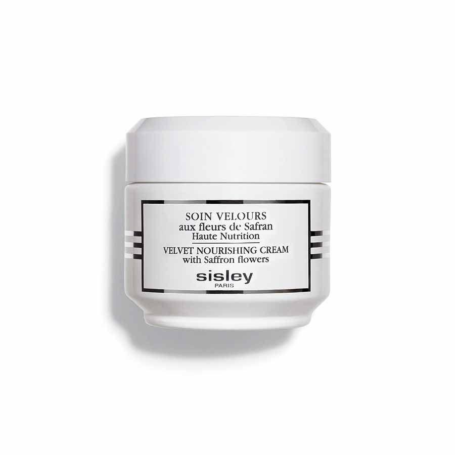 Sisley Velvet Nourishing Cream se šafránem