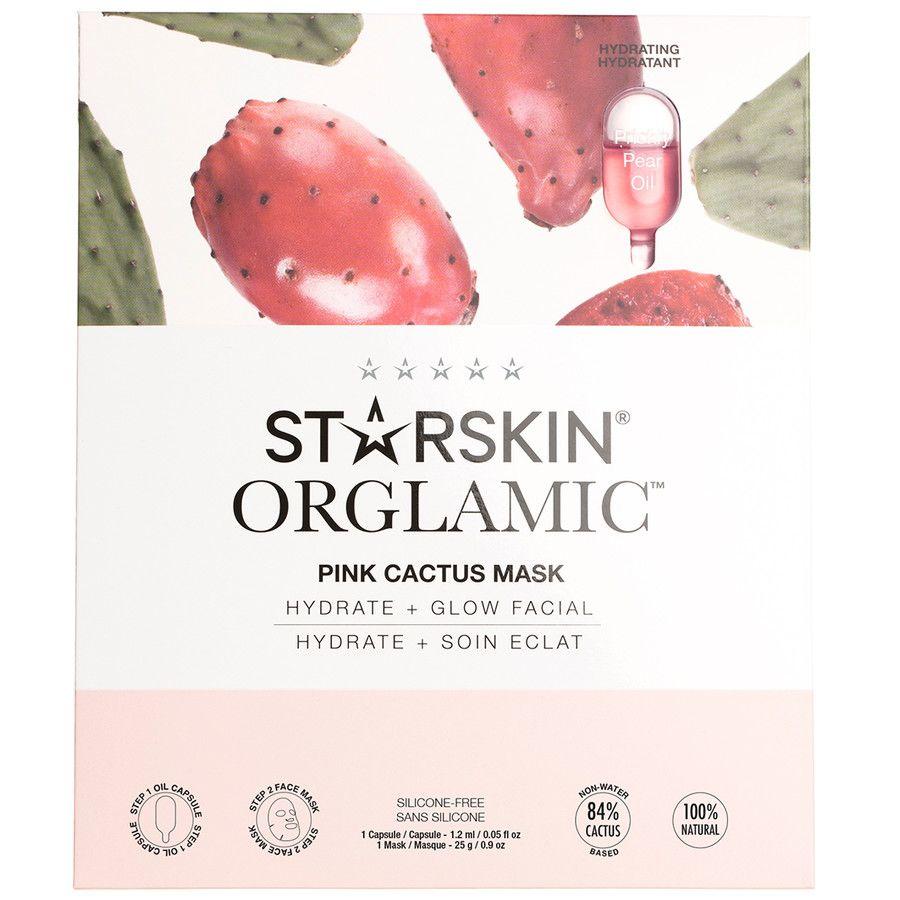 STARSKIN® Orglamic™ Pink Cactus Mask