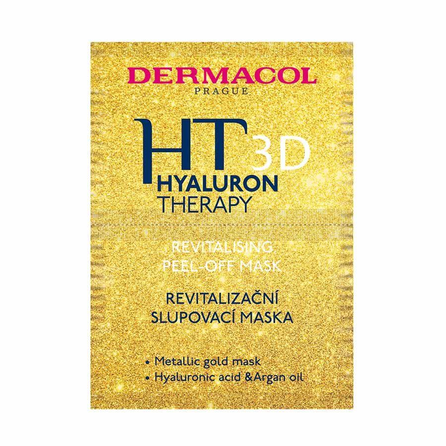 Dermacol Hyaluron Therapy 3D revitalizační slupovací maska