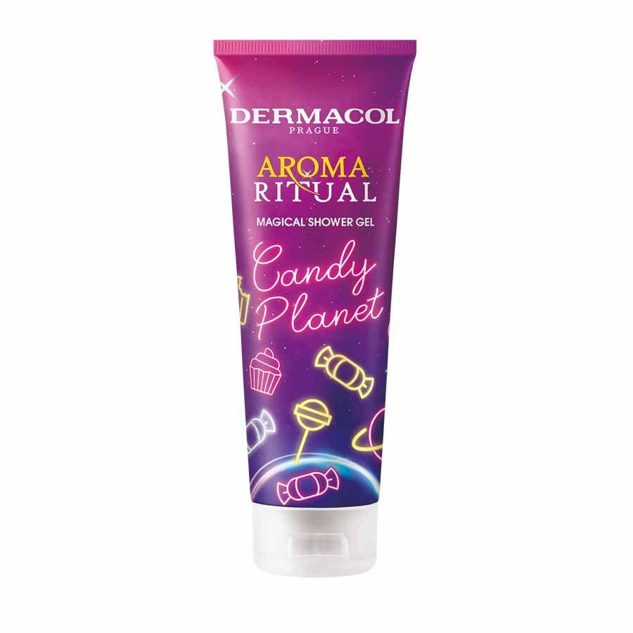 Dermacol Aroma Ritual - magický sprchový gel Candy planet