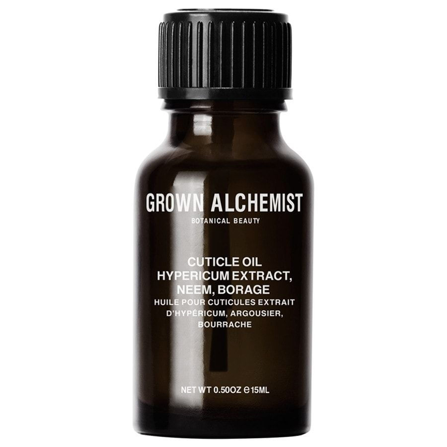 Grown Alchemist Cuticle Oil: Hypericum Extract, Neem, Borage