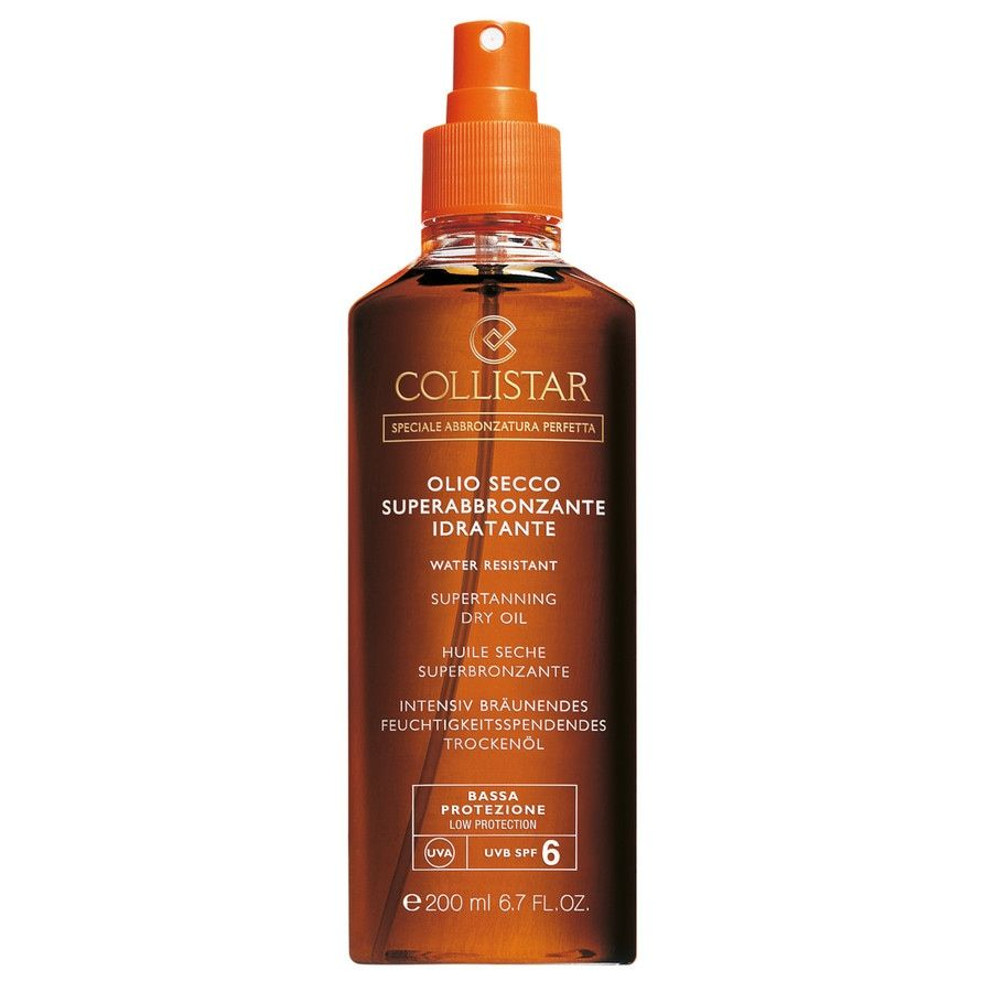 Collistar Supertanning Dry Oil