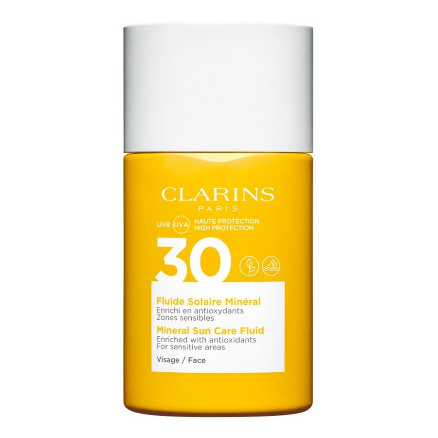 Clarins Suncare Face Fluid SPF 30