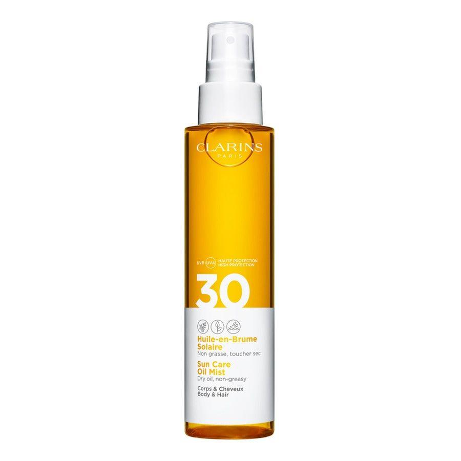 Clarins Suncare Body Oil SPF 30