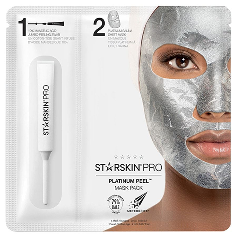 STARSKIN® PRO Platinum Peel™ Mask Pack