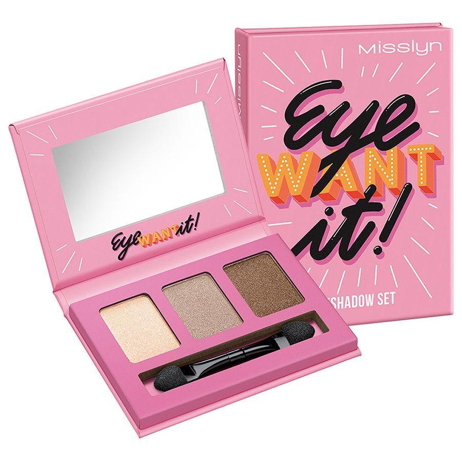 Misslyn Eye Want It!