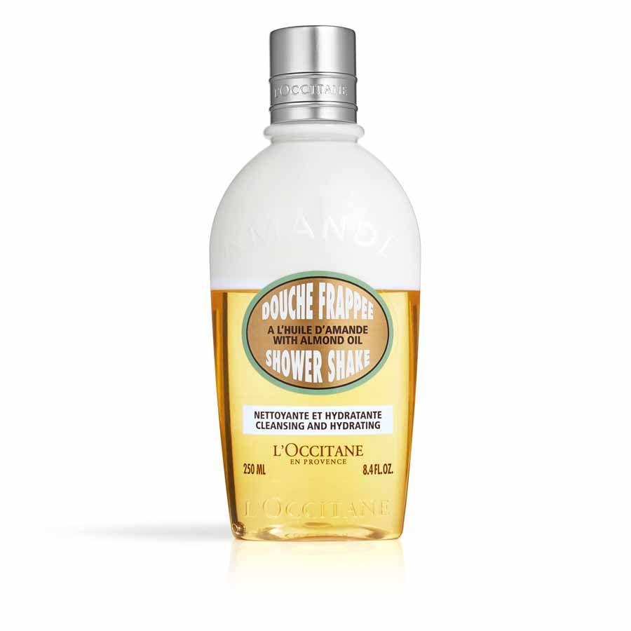 L'Occitane Sprchový gel Shower Shake Mandle