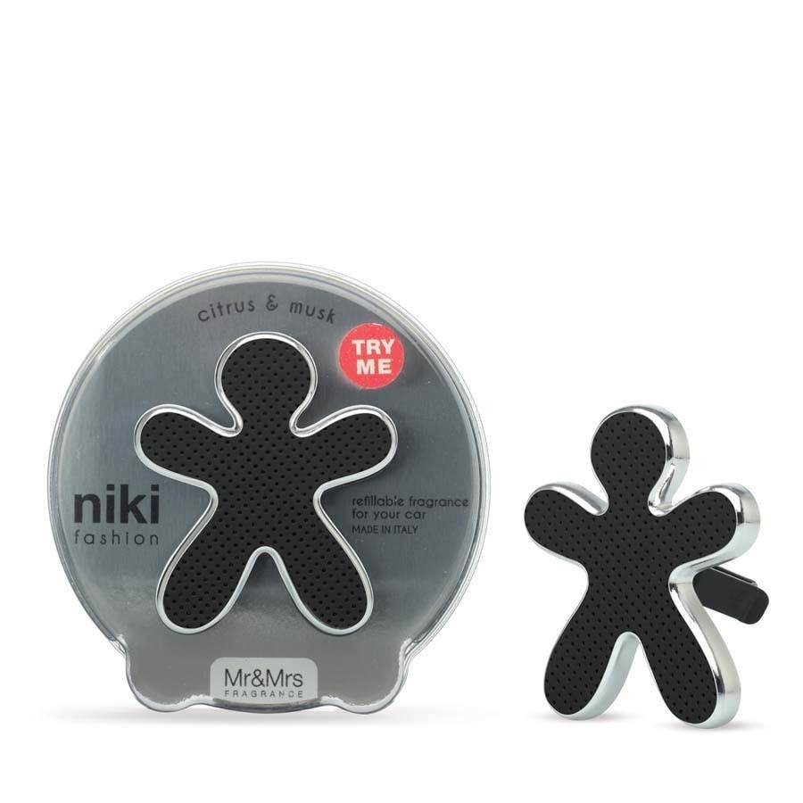 Mr & Mrs Fragrance Niki Fashion Citrus & Musk
