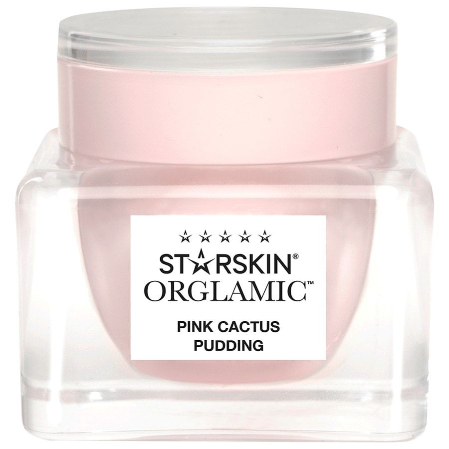 STARSKIN® Orglamic™ Pink Cactus Pudding Mini