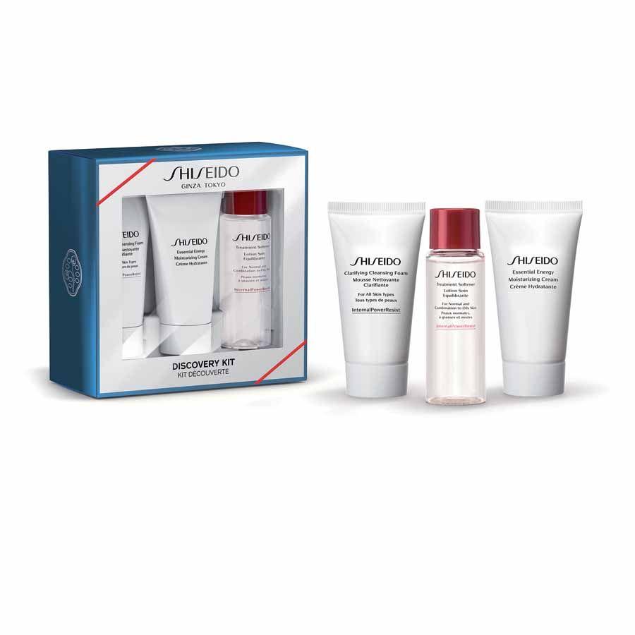 Shiseido Essential Energy Starter Kit