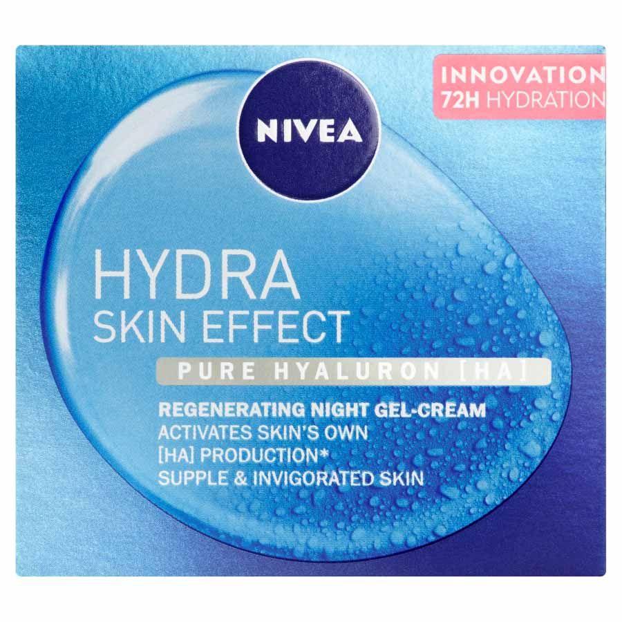 Nivea Nivea Hydratační noční krém Hydra Skin Effect 50