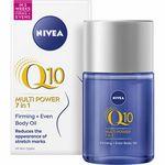 Nivea Nivea Spevňujúci telový olej Q10 Multi power 7v1