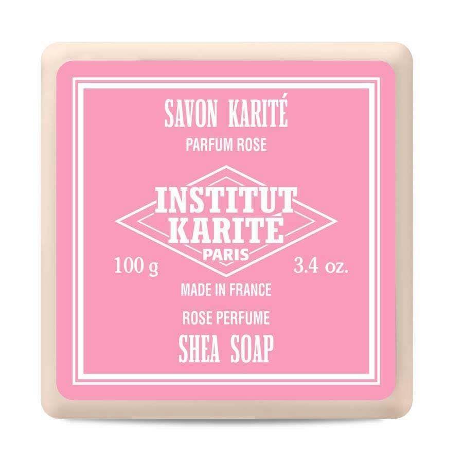 Institut Karité Paris Rose Mademoiselle Shea Soap