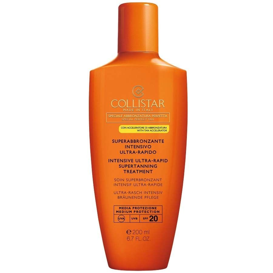 Collistar Intensive Ultra-Rapid Supertanning Treatment SPF20