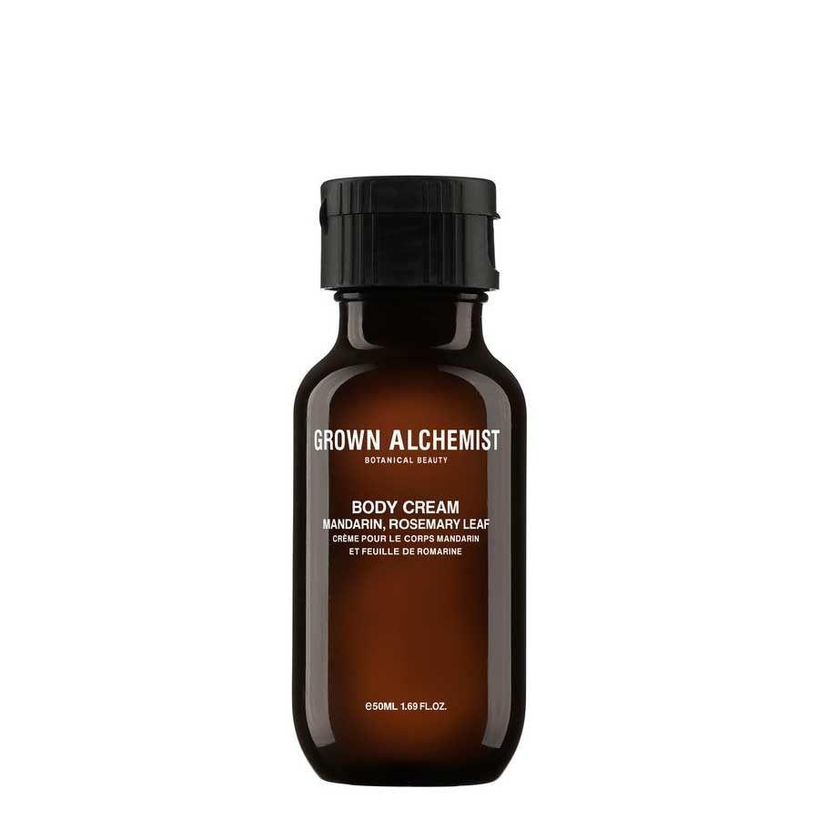 Grown Alchemist Body Cream: Mandarin & Rosemary Leaf