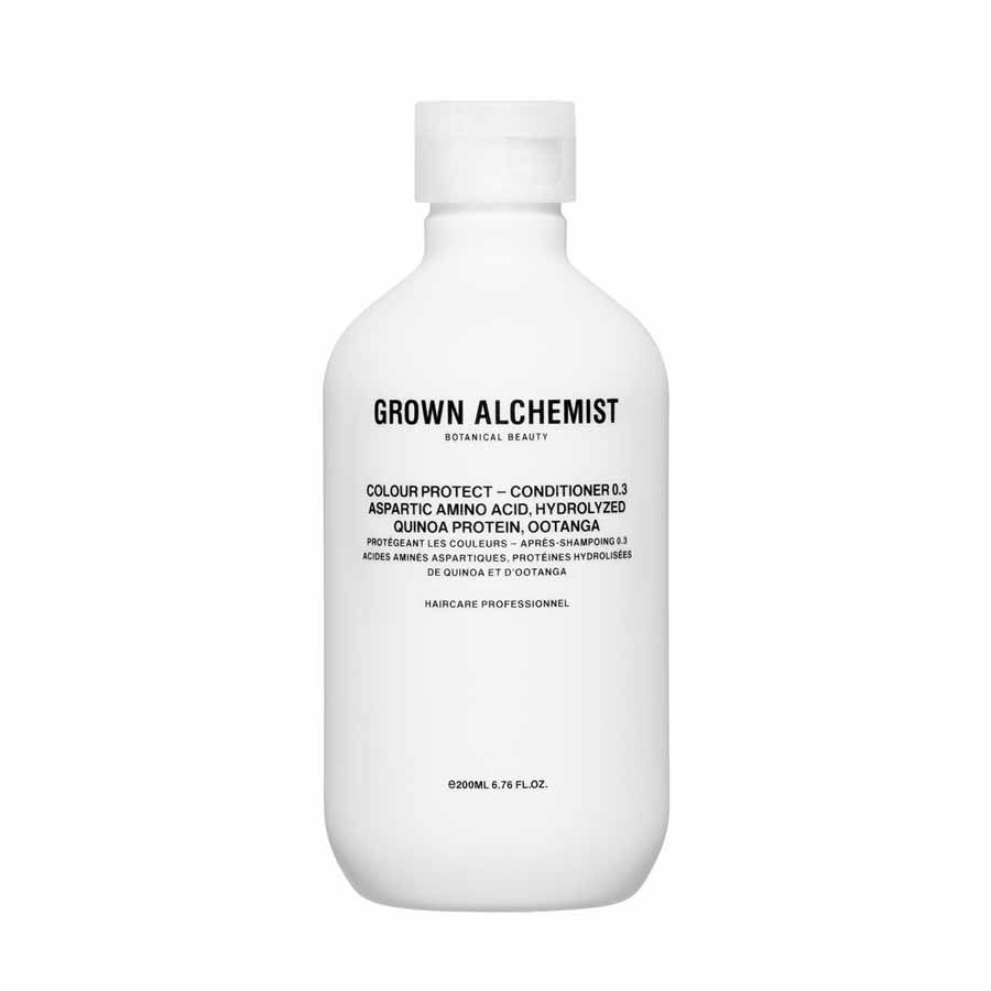 Grown Alchemist Colour Protect — Conditioner 0.3: Aspartic Amino Acid, Hydrolyzed Quinoa Pro