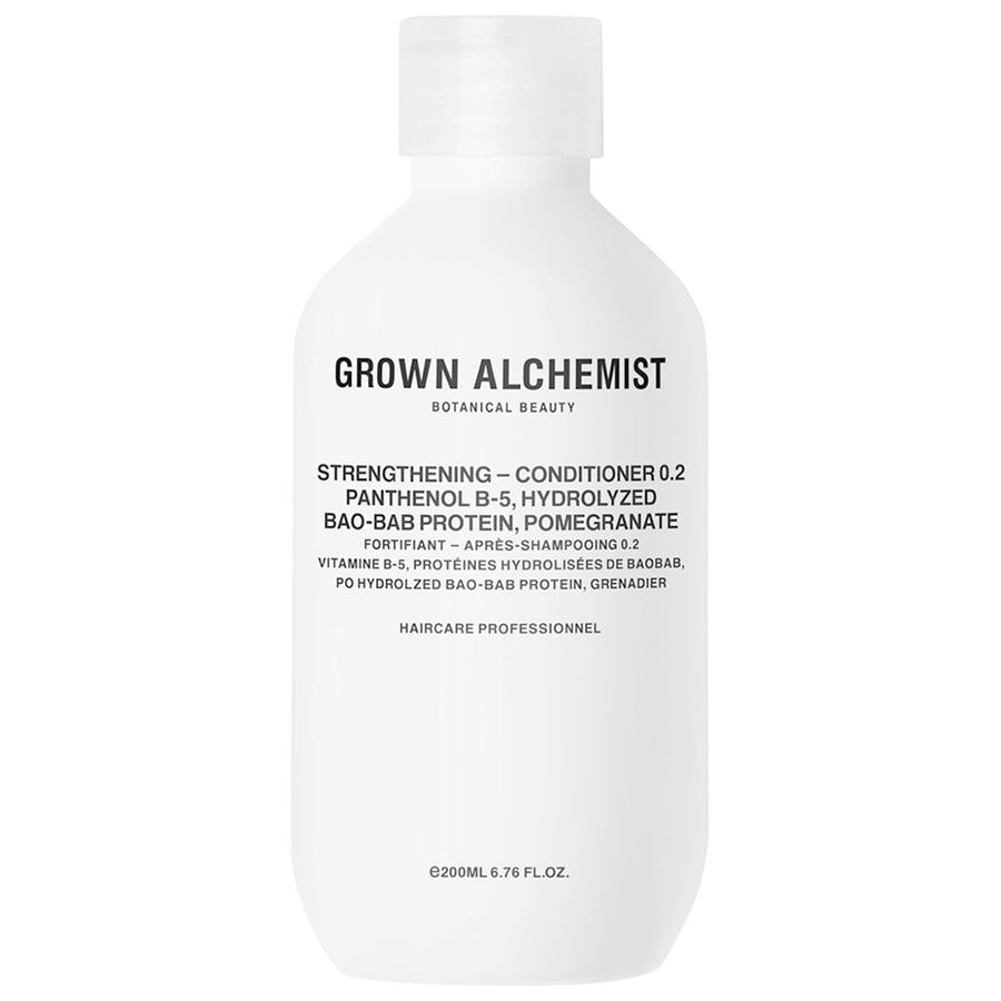 Grown Alchemist Strengthening — Conditioner 0.2: Panthenol B-5, Hydrolyzed Bao-Bab Protein