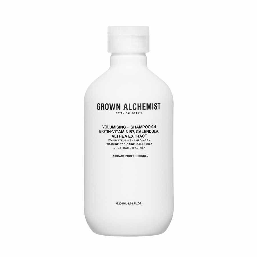 Grown Alchemist Volumising — Shampoo 0.4: Biotin-Vitamin B7, Calendula, Althea