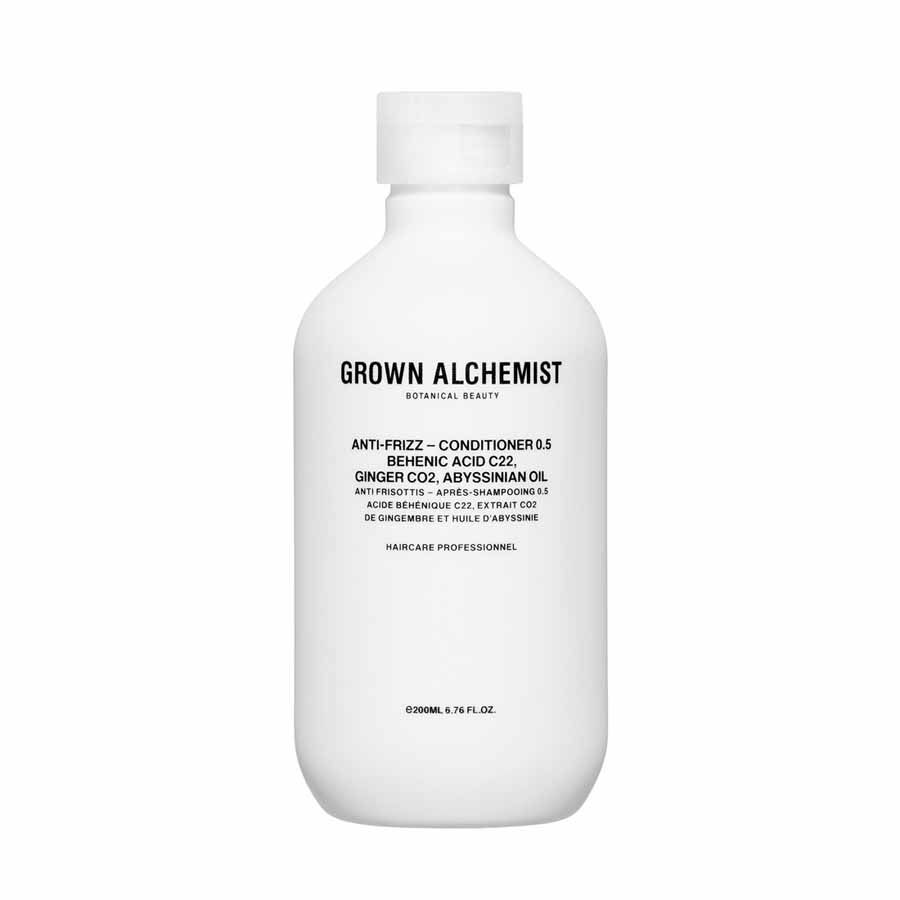 Grown Alchemist Anti-Frizz — Conditioner 0.5: Behenic Acid C22, Ginger CO2, Abyssini