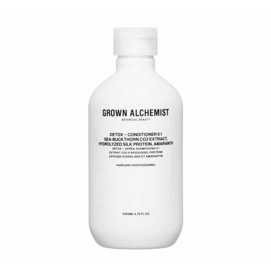 Grown Alchemist Detox — Conditioner 0.1: Sea-Buckthorn CO2 Extract, Hydrolyzed Silk Protein