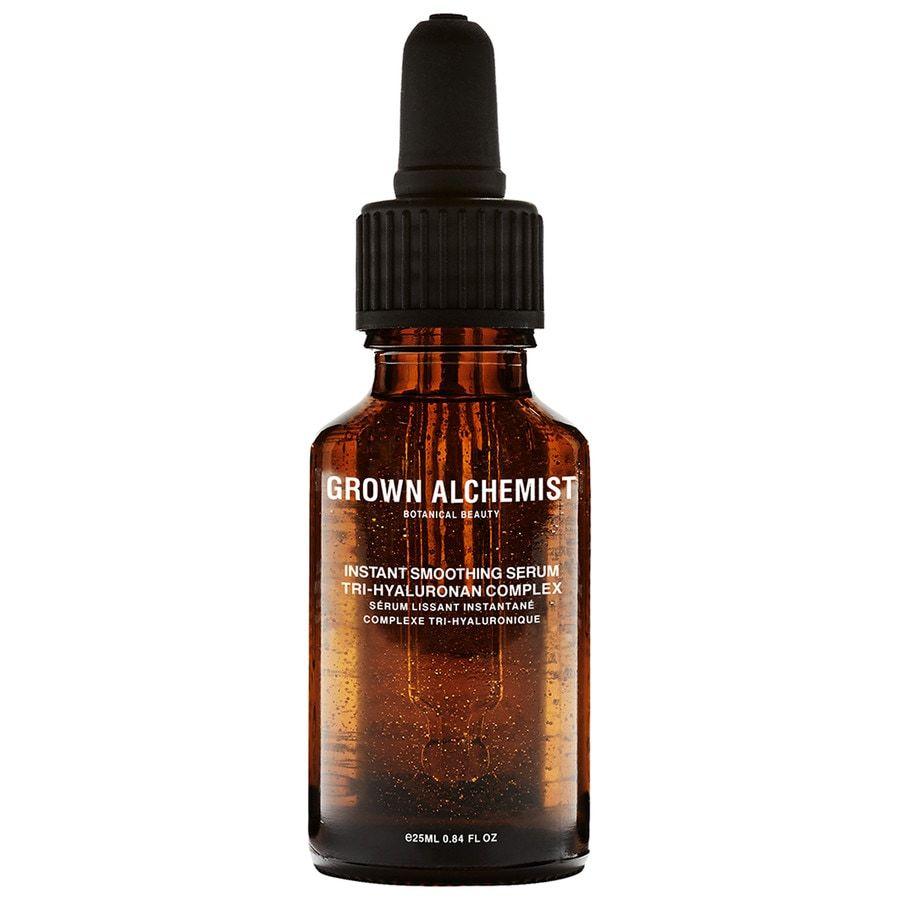 Grown Alchemist Instant Smoothing Serum: Tri-Hyaluronan Complex