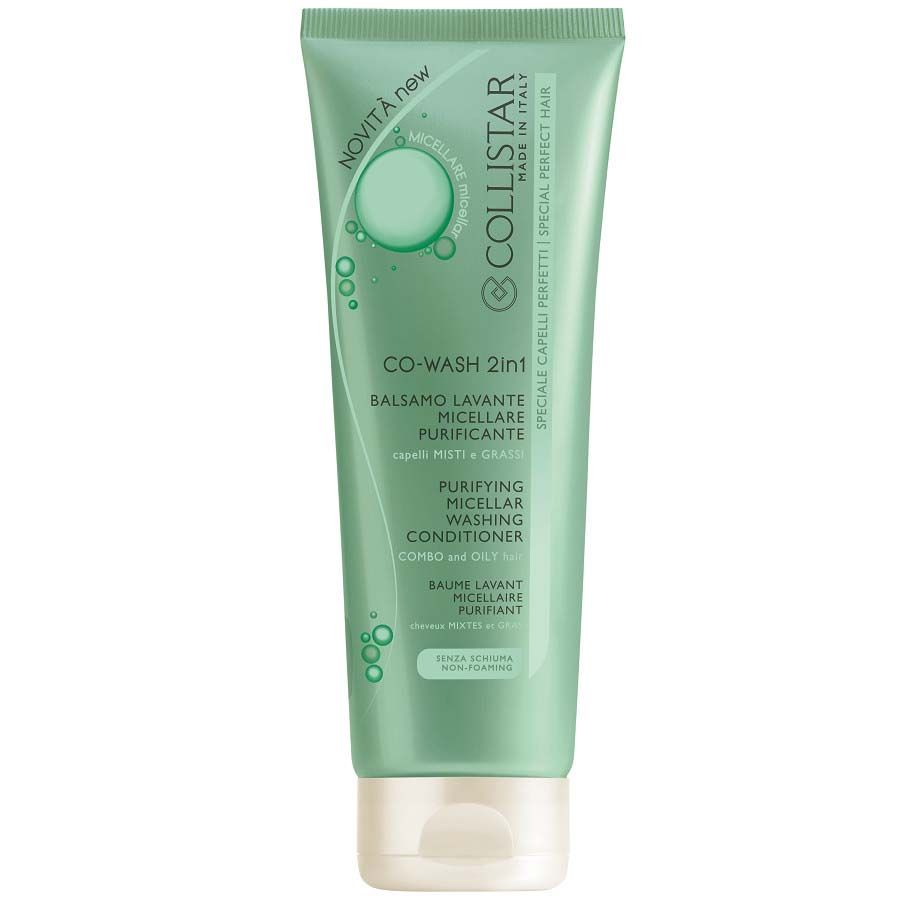 Collistar 2-in-1 Co-Wash Purifying Micellar Washing Conditioner