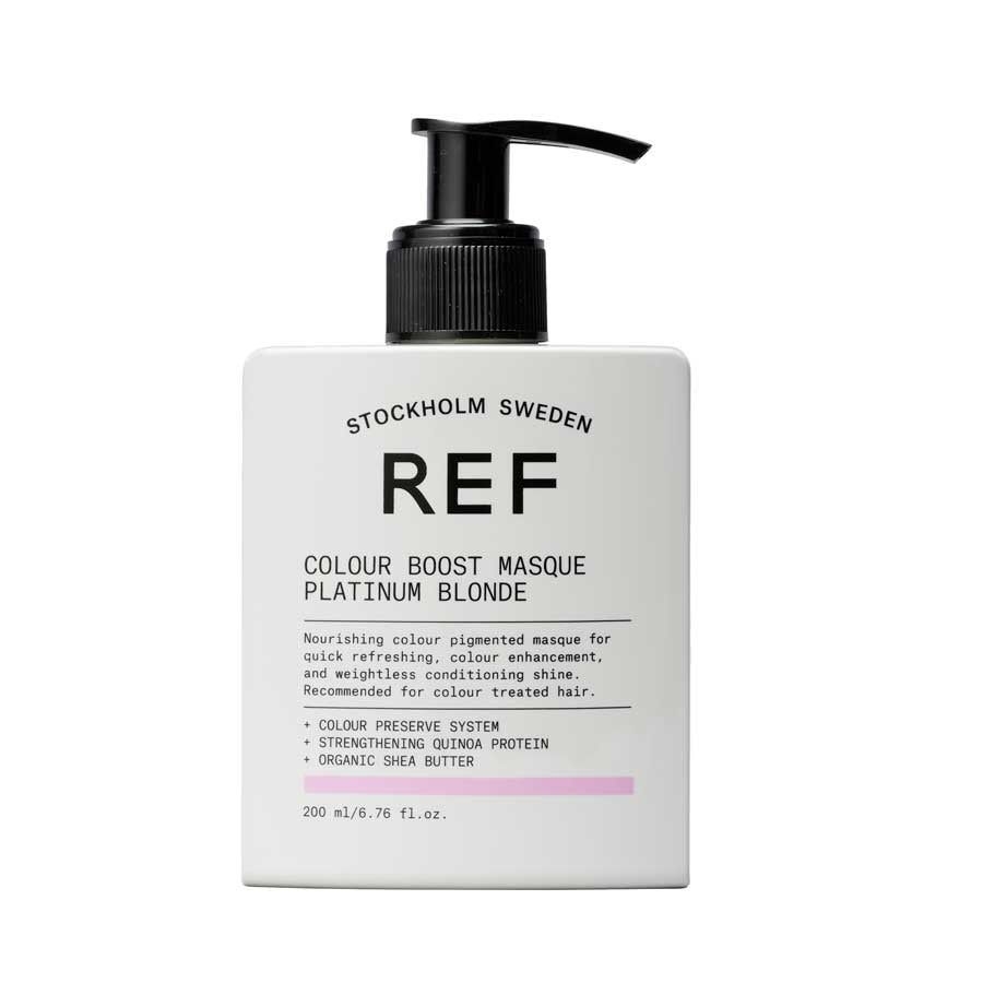 REF Color Boost Masque Platinum Blonde