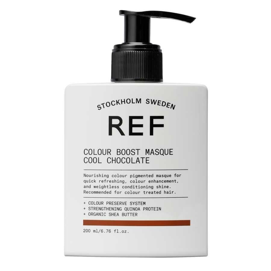 REF Color Boost Masque Cool Chocolate