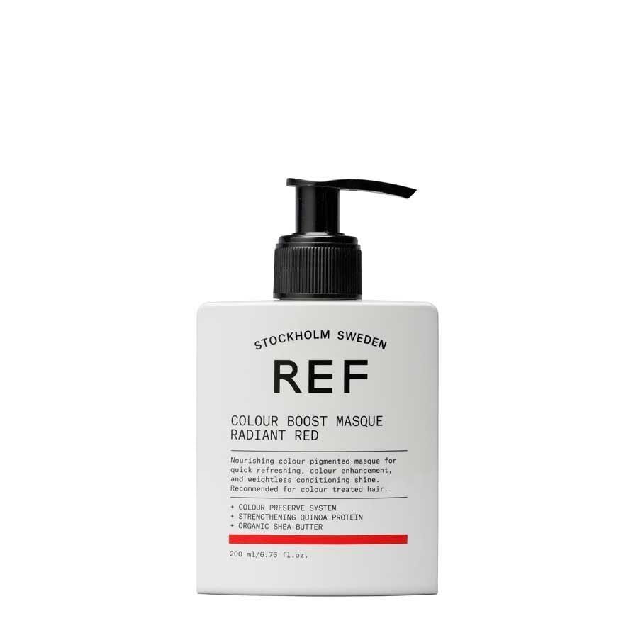 REF Color Boost Radiant Red