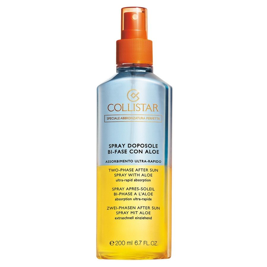 Collistar 2Phase Afters Sun Spray With Aloe Vera