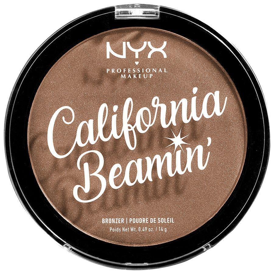 NYX Professional Makeup California Beamin Face & Body Bronzer