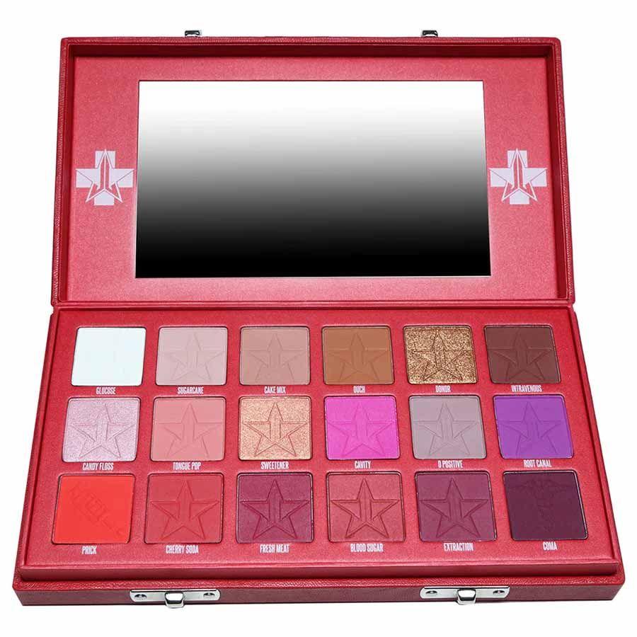 Jeffree Star Cosmetics Blood Sugar Palette
