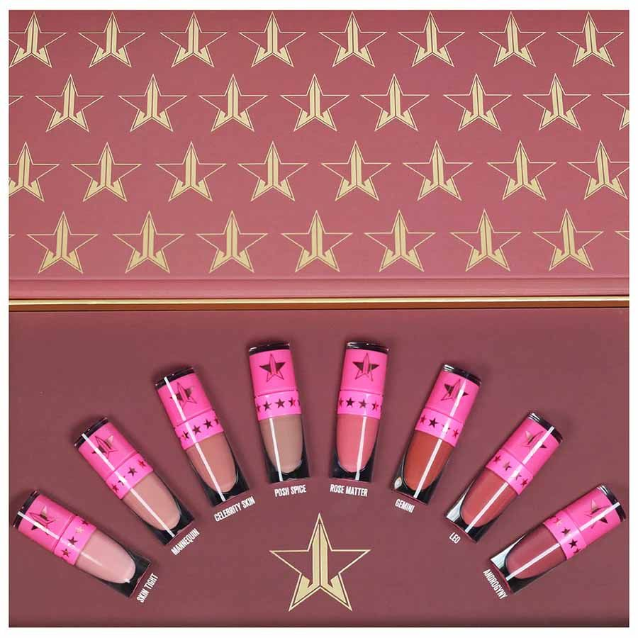 Jeffree Star Cosmetics Mini Nude Bundle Vol 1