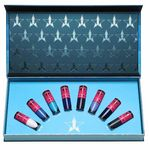 Jeffree Star Cosmetics Mini Blue Blooded Velour Liquid Lipstick Bundle
