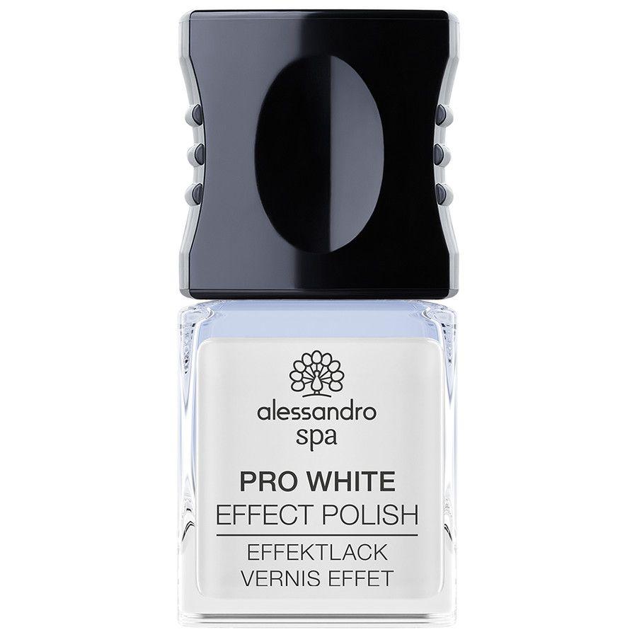 Alessandro Spa Pro White Nail Polish