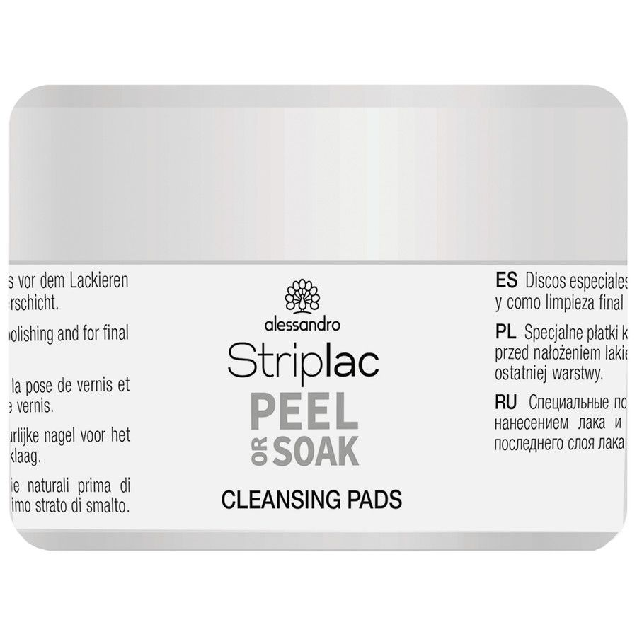 Alessandro Striplac Cleansing Pads
