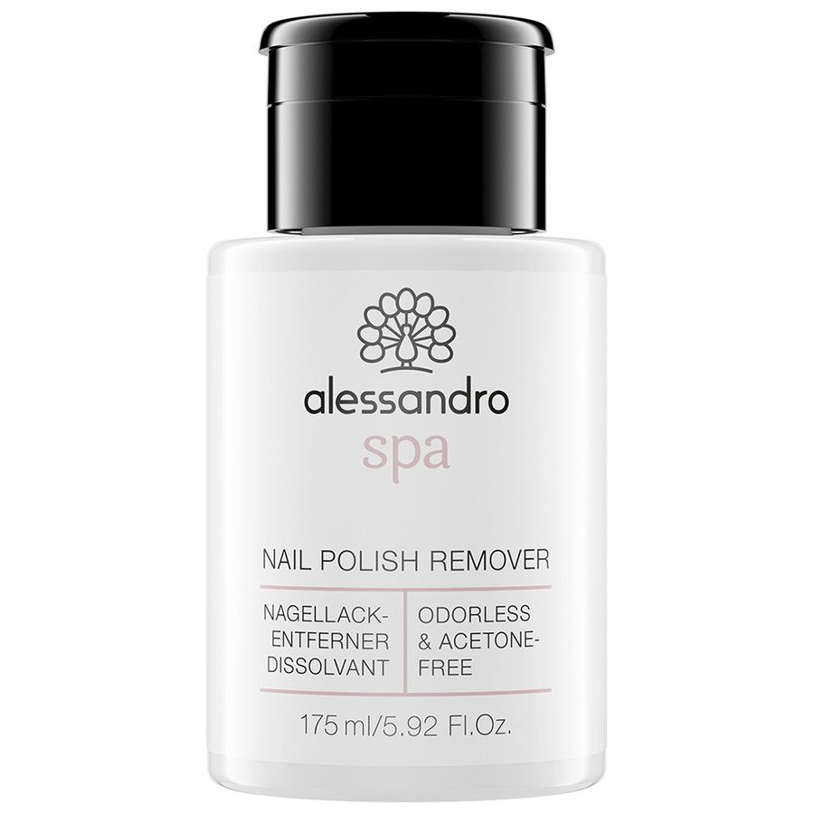 Alessandro Spa Nail Polish Remover