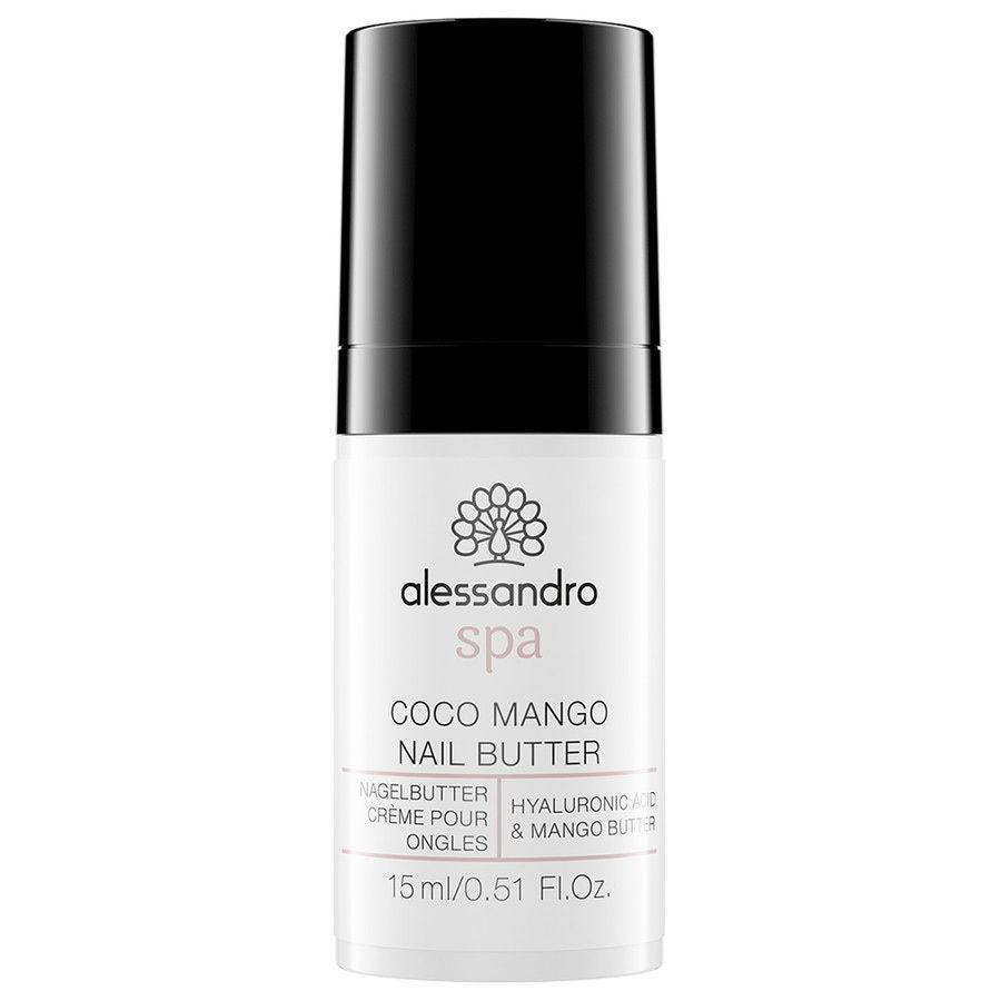 Alessandro Spa Coco Mango Nail Butter